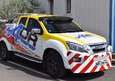 Dépannage et Remorquage sur tous types de véhicules dans le Loir-et-Cher ADR du blésois